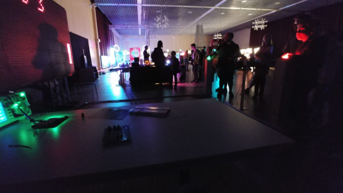 MakerFaire Hannover 2019